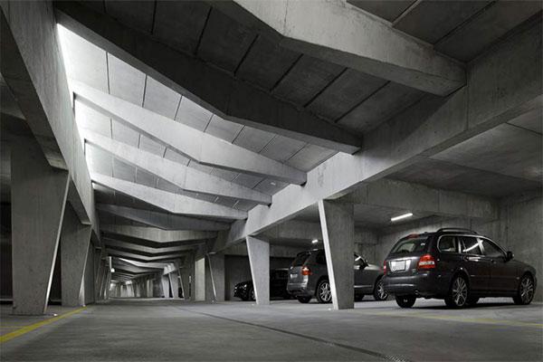سمپاشی پارکینگ
